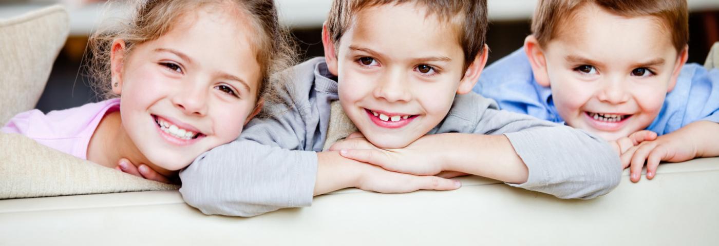 Copii sanatosi si fericiti
